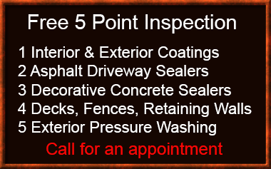 free 5 point inspection