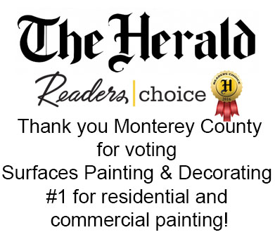 Voted #1 painting contractor